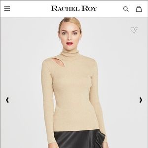 Rory sweater by Rachel Roy